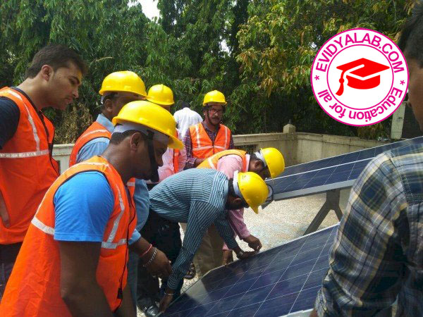 Rooftop Solar Power Plant Installer Course