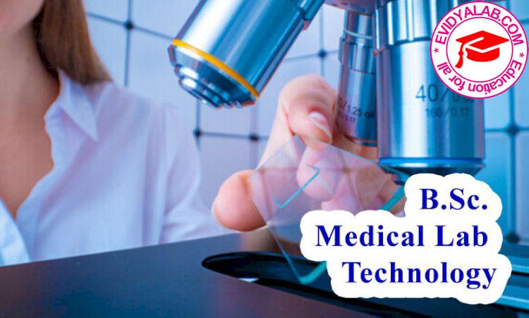 B.Sc. Medical Lab Technology