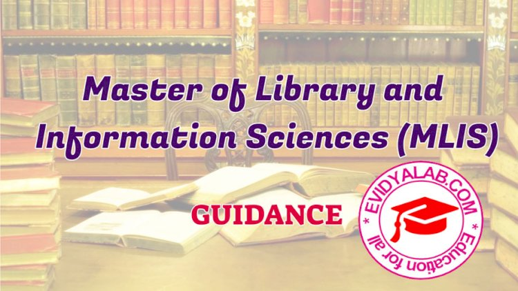 Master of Library Science (MLibSc)